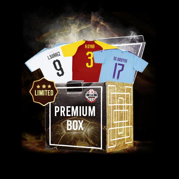 Mystery Box Fußballtrikot Premium