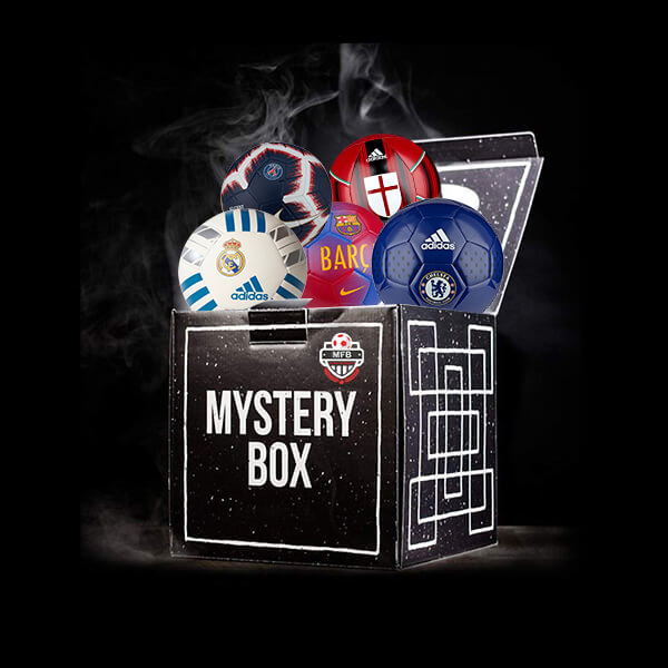 Mystery Box - Mystery Football Box Fußbälle