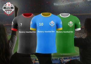 Mystery Football Box setzt Trend aus England fort - Mystery Football Shirt