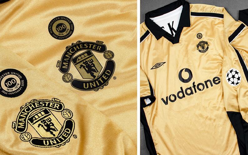 Manchester United FC Trikot